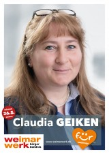 Claudia Geiken